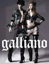 publicité Galliano - Business Style