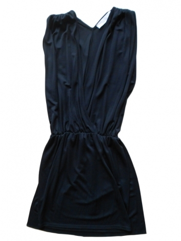 ROBE tube noire, 38, Stella Mac Cartney