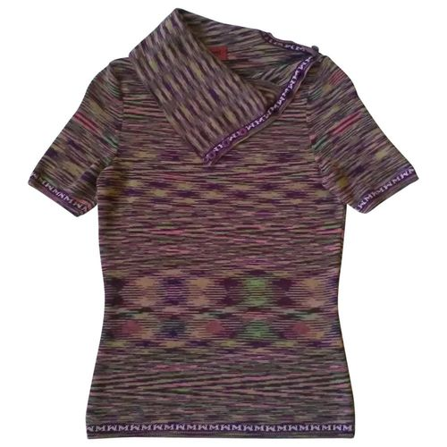 TOP laine multicolore, M, Missoni