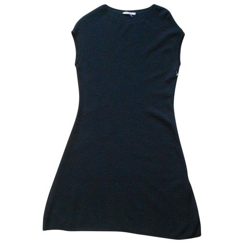 Black cashmere DRESS, M, BOTTEGA VENETA